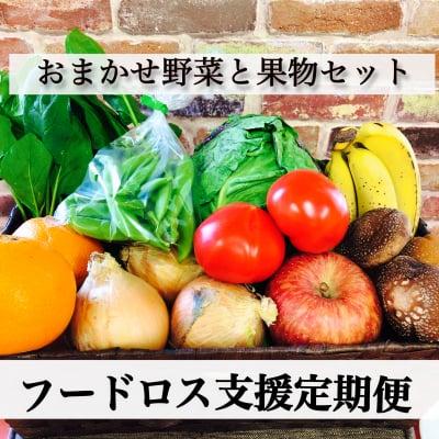 送料無料フードロス定期便クール便発送/仕入れにもオススメですお野菜&フルーツセット