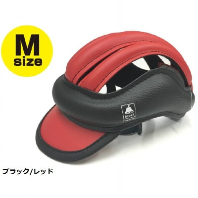 lovell CASQUE 2TONE Mサイズ BLACK/RED