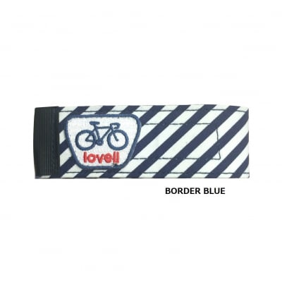 lovell BOTTOM BAND BORDER/BLUE