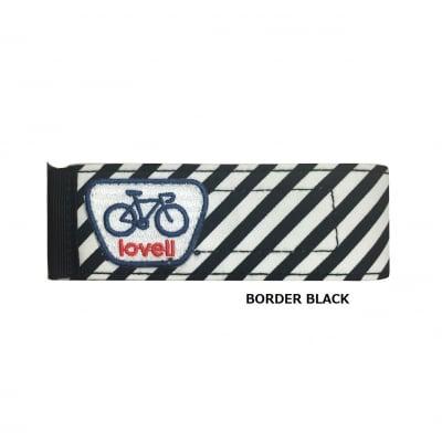lovell BOTTOM BAND BORDER/BLACK