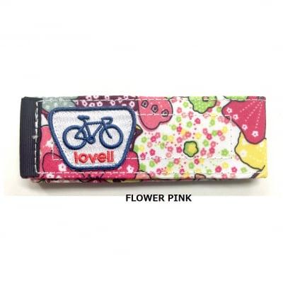lovell BOTTOM BAND FLOWER PINK