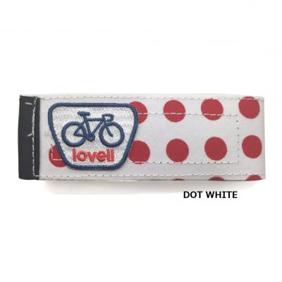 lovell BOTTOM BAND DOT WHITE