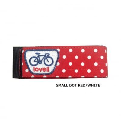 lovell BOTTOM BAND SMALLDOT RED/WHITE