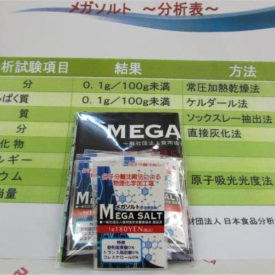 メガソルト(水素水)1g×11包入り 10セット