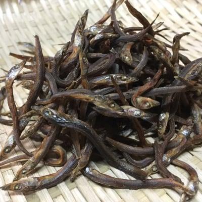 兵庫県淡路島からお届けする無添加ペットフード 無塩いかなご煮干40g入り