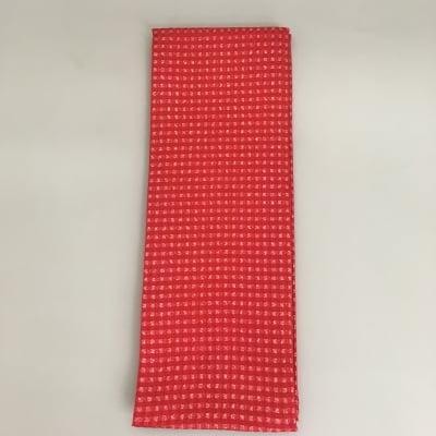 (オリジナル商品)重ね襟【絹・赤色】