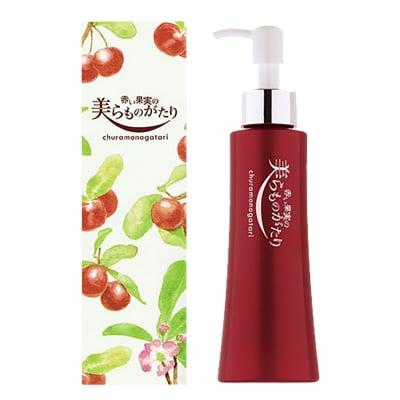 【アルコール・オイルフリー】赤い果実の美らものがたり クレンジングジェル(120g)