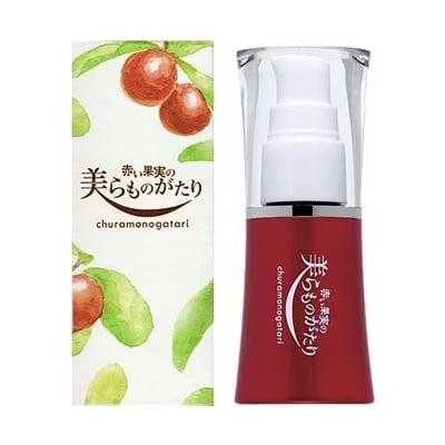 【高濃度アセロラエキス配合】赤い果実の美らものがたり エッセンスEX(30ml)