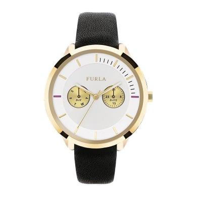 フルラ 腕時計 R4251102517 METROPOLIS 色:ONYX/BLACK-ブラック