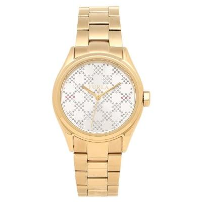 フルラ 腕時計 R4253101519 EVA エヴァ 色:YELLOW GOLD-ゴールド