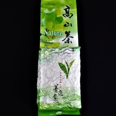 台湾 【厳選】四季春烏龍茶(高山茶)150g包装