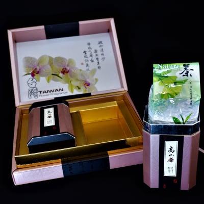 【贈答用】台湾 【厳選】四季春烏龍茶2パックセット
