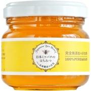 〖希少品〗【八ヶ岳産 100%純粋】日本ミツバチのハチミツ (300g お徳用)