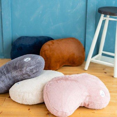 送料無料!【プリンセスの抱き枕】®専用カバーセット・フェイクラビットファーでふわふわ。