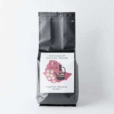 エチオピアコーヒー ロースト豆 イルガチェフェ ボチェシ 200g