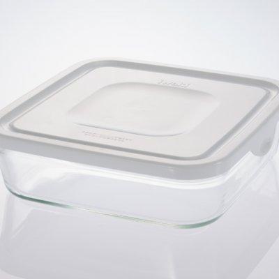 iwaki 耐熱ガラス重ね大パック2個組