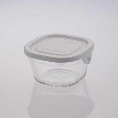 iwaki 耐熱ガラス重ね小分けパック4個組